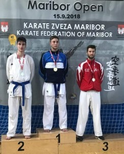 HARIS KOVAČEVIĆ, Maribor open 2018