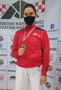PAULA ŠOGORIĆ, juniorke preko 59 kg