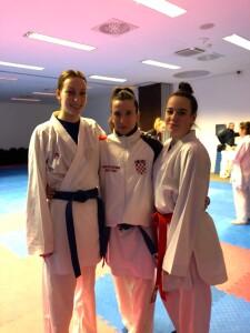 Sadea, Ana i Magdalena